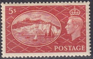 Great Britain #287 MNH CV $16.00  (Z4601)