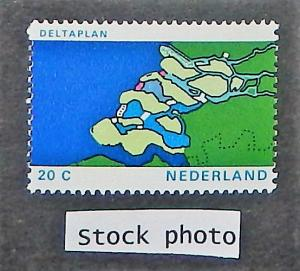 Netherlands 493. 1972 Delta Plan, NH