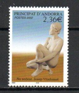 Andorra - French 561 MNH