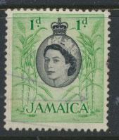 Jamaica  SG 160  -  Used-  see scan and details