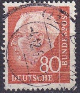 Germany #760 F-VF Used  (S10680)