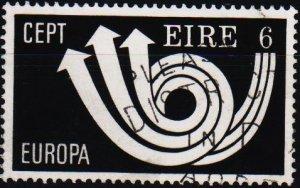 Ireland. 1973 6p S.G.328 Fine Used