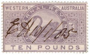(I.B) Australia - Western Australia Revenue : Internal Revenue £10