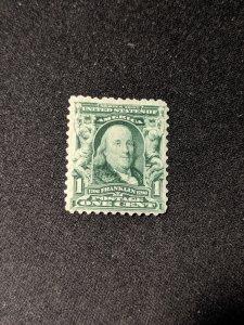 U.S. 300 F-VFNH, CV $27.50