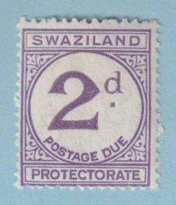 SWAZILAND D2a MINT  HINGED OG * NO FAULTS VERY FINE!