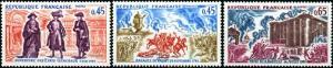 France #1305-1307 Set
