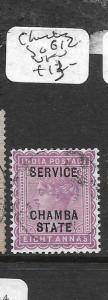 INDIA CHAMBA (P3008B) QV 8A SERVICE SGO12  VFU