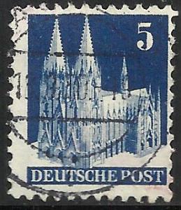 Germany 1948 Scott# 636 Used