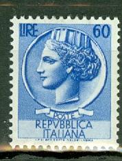 Italy 632 mint CV $19
