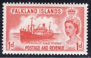 FALKLAND ISLANDS SCOTT 123