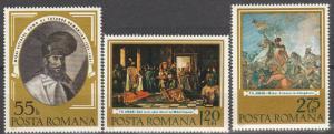 Romania #2571-3   MNH