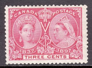 Canada - Scott #53 - MH - Small tear in margin LR - SCV $17.50