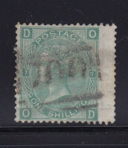 GB Scott # 54 VF used neat cancel ( SG # 117 ) good color cv $ 70 ! see pic !
