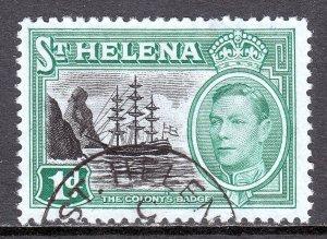 St. Helena - Scott #119 - Used - SCV $2.40