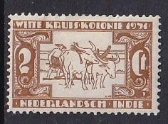 Netherlands Indies  #B8    MH  1931  aid of Leper colony  2c