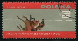 Poland #1694 F-VF Used (Po)