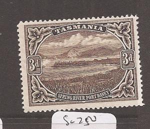 [SOLD] Tasmania Waterfall SG 233 MOG (1dag)