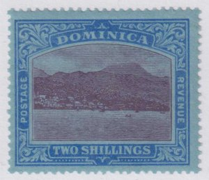 DOMINICA 62  MINT HINGED OG * NO FAULTS VERY FINE!