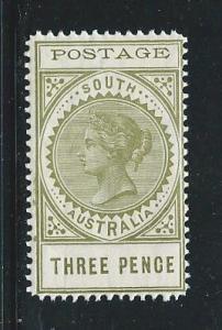 South Australia 121 1902-3 3d MNH