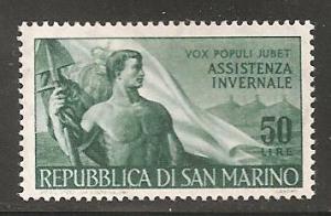 San Marino SC 374 MNH