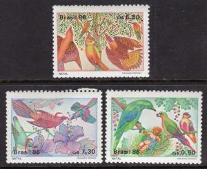 Brazil 2089-2091 MNH VF