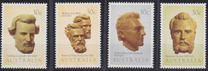 Australia 885-888 MNH (1983)