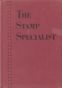 The Stamp Specialist, Mahogany Book,