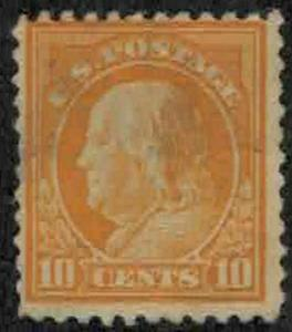 MALACK 416 F/VF, nice used stamp   w6579