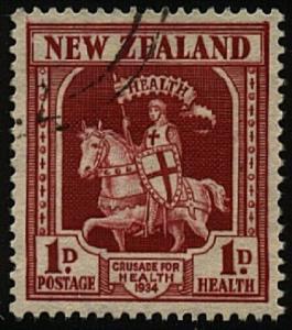 NEW ZEALAND 1934 Health fine used..........................................20643