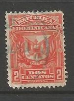 Dominican Republic 89 VFU ARMS Z4365-5