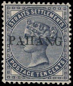 Malaya / Pahang Scott 3 Gibbons 3 Mint Stamp (1)