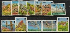 ST.HELENA SG636/47 1993 BIRDS MNH