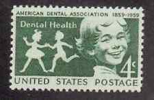 SCOTT # 1135 DENTAL HEALTH SINGLE MINT NEVER HINGED GEM !!