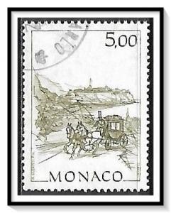 Monaco #1524 Mail Coach Used