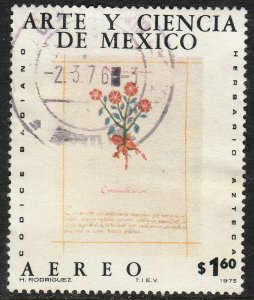 MEXICO C515, Art & Science (Series 5) USED. F-VF. (1331)