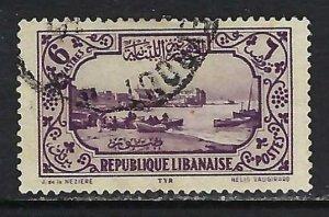 LEBANON 128 VFU S297