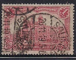 Germany Sc. # 92 Used L2
