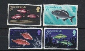 PN103) Pitcairn Islands 1970 Fish MUH