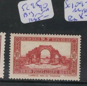 Algeria SC 95 Big 90 MNH (4dqe)