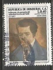 HONDURAS C625 VFU R8-141-1