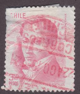 Chile 483b Diego Portales, Finance Minister 1975