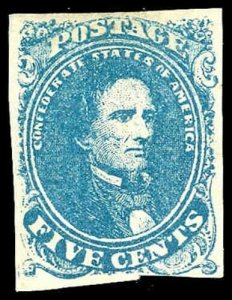 CONFEDERATE STATES 4  Mint (ID # 84999)