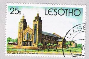 Lesotho 316 Used OLV Cathedral 1980 (BP43910)