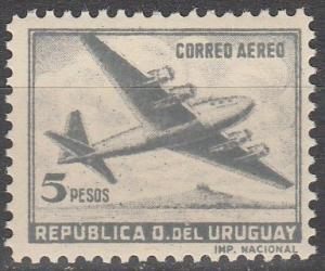 Uruguay #C163 MNH F-VF CV $5.00 (V1069)