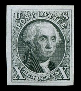 momen: US Stamps #4 Mint NGAI Reissue PSE Graded XF-SUP 95