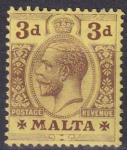 Malta #54  F-VF  Unused CV $3.00  (Z1651)