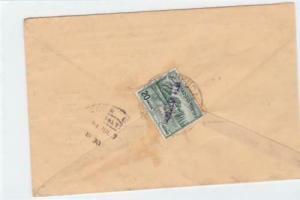 eastern insurance  bangladesh 1972 overprints   stamps cover ref r16218