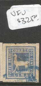 Peru Llama SC 20 VFU (4cje)