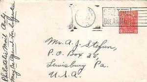 Canada, Postal Stationery, Canada Alberta
