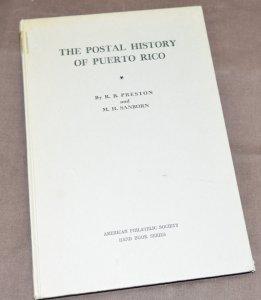 Doyle's_Stamps: The Postal History of Puerto Rico, 1950, Preston & Sanborn